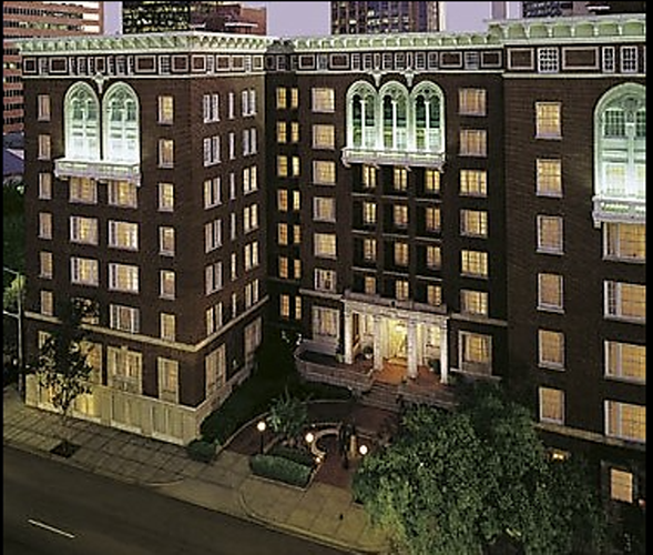 The Tutwiler  - Hampton Inn & Suites Birmingham AL - Downtown